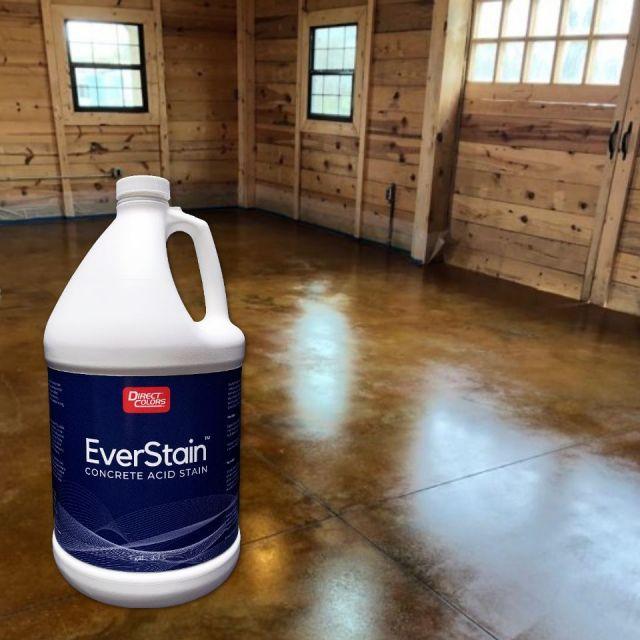 Concrete Acid Stain Direct Colors