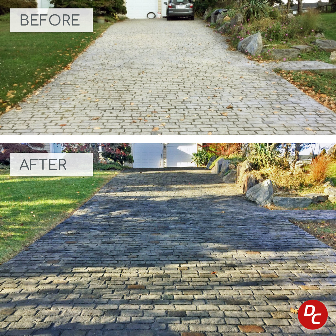 Concrete Driveway Stains & Sealers Guide