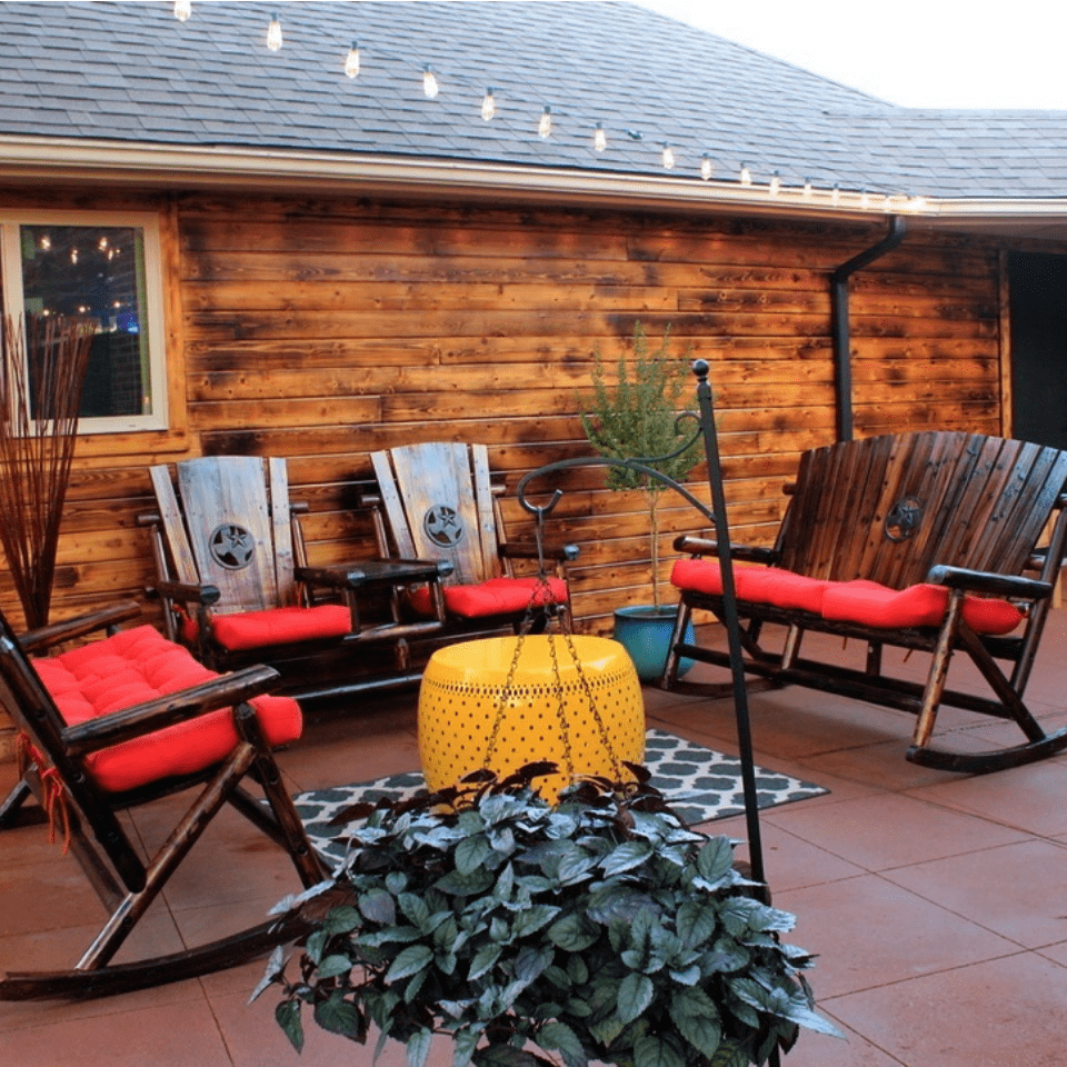 4 Affordable Diy Backyard Ideas Direct Colors Concrete Diy Blog