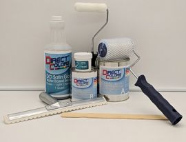 Directcolors - Metallic Epoxy Countertop Kit
