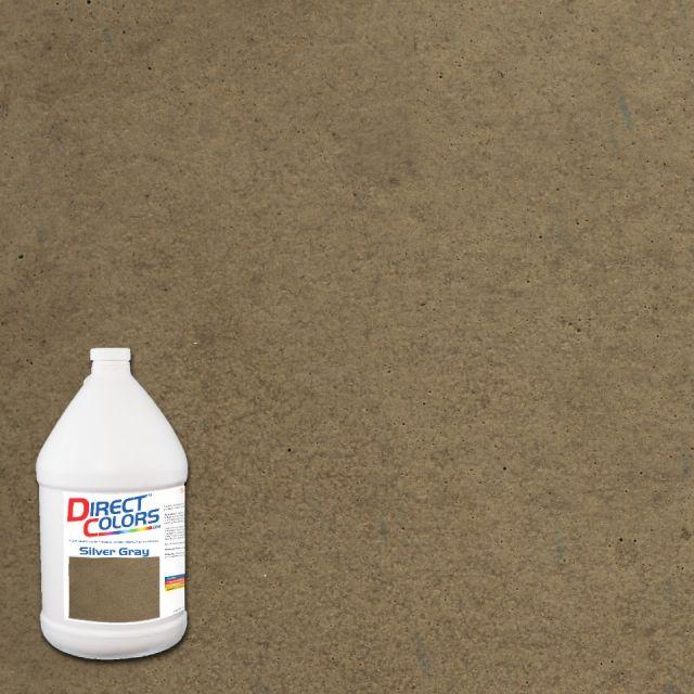 Tinted Concrete Sealer Direct Colors