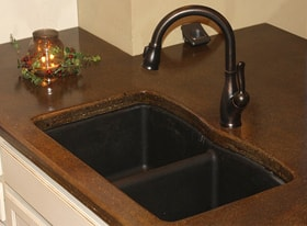 Countertops - Meet Michael Winrow with Blessed Concrete of Oklahoma