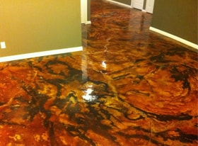 Floordesign - Meet Michael Winrow with Blessed Concrete of Oklahoma